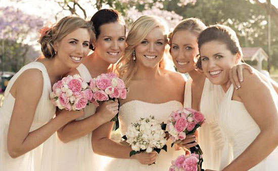 Bridal Party Hairstyles