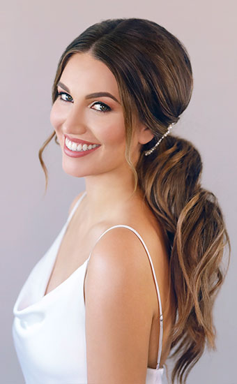 Best Bridal Hair Brisbane