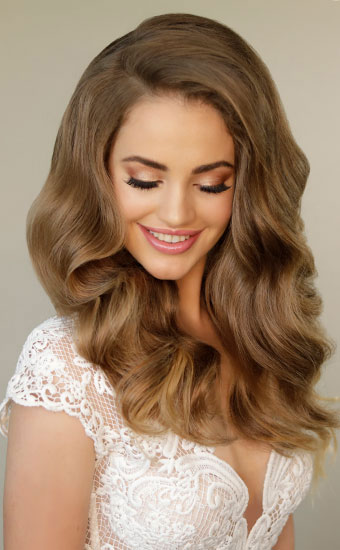 Brisbane Wedding Hairstyle