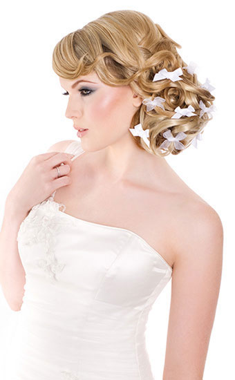 Wedding Hairstyles Brisbane Wedding Hair Upstyle