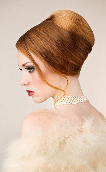 Wedding Hairstyles Elegant Affair
