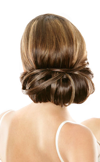 Wedding Hairstyles Low Chignon Updo