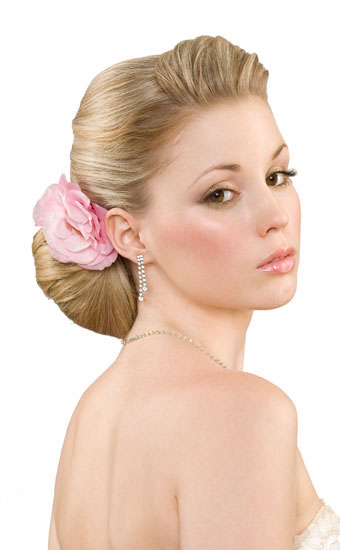 Wedding Hairstyles Low Chignon