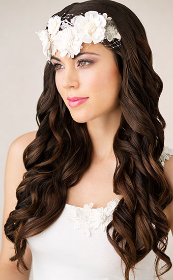 Wedding Hairstyles Romantique Allure