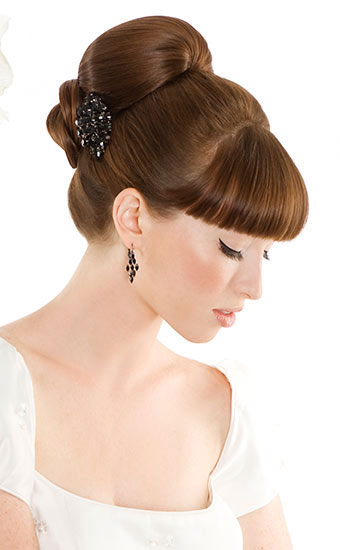 Wedding Hairstyles Upstyle Wedding Hair