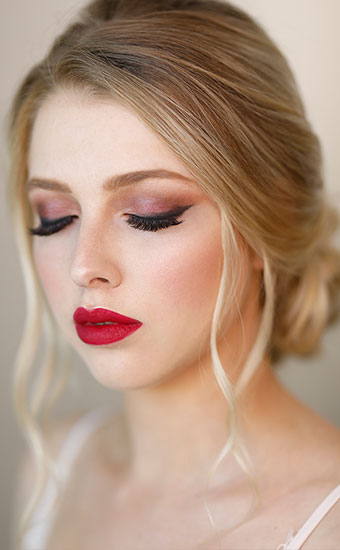 Brisbane Best Bridal Makeup