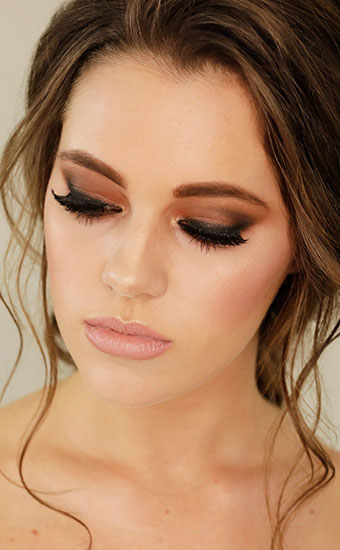 Countour Bridal Makeup Brisbane
