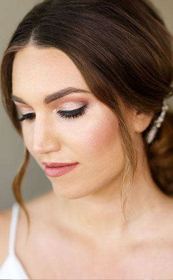 Latest Wedding Makeup Look